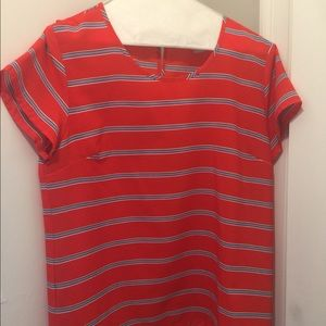 Kenar Short sleeve blouse Like New!